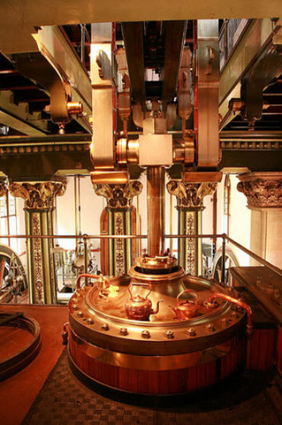 Steam-Powered Pumping Station
