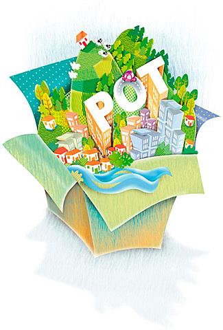 POT- Plan de ordenamiento territorial