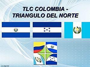 Tratado de libre comercio Colombia-Triángulo Norte de Centroamérica(El Salvador, Guatemala y Honduras)