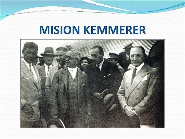 Misión kemmerer