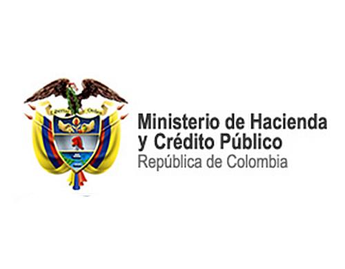 Ministerio de Hacienda y Crédito Público -1886