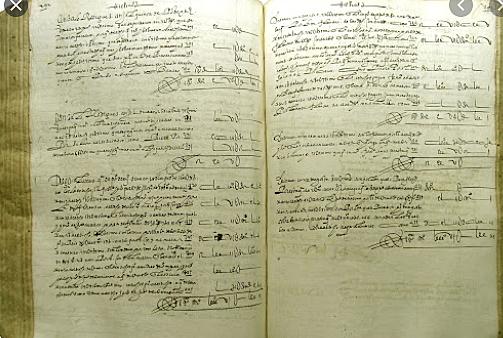 SIGLO XIV-XV: ORIGEN DE LOS LIBROS CONTABLES
