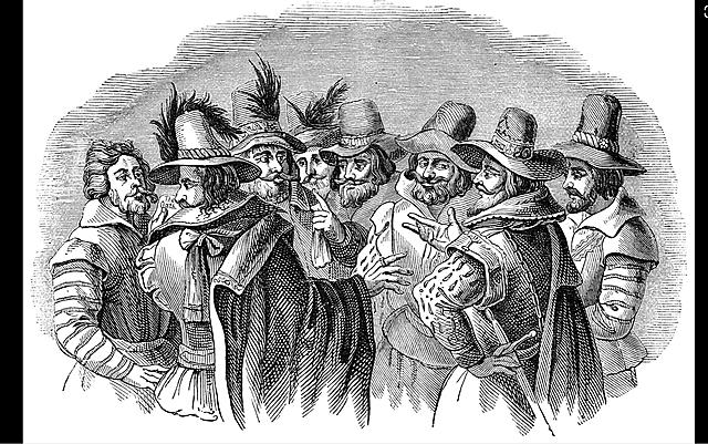 Conspirators flee