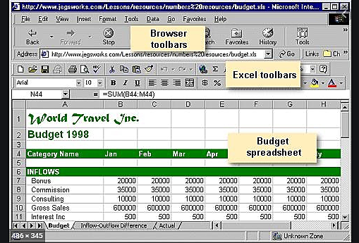 EXCEL 9.0