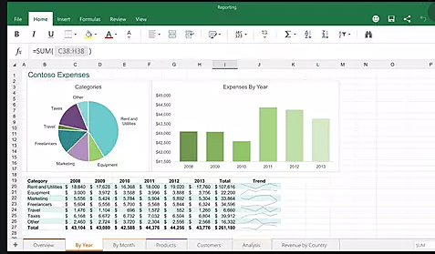 EXCEL 16.0