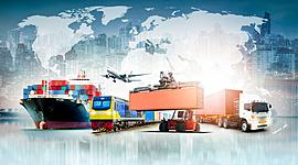Evolución de la logística en las empresas. Silder Daniel Albird Reyes timeline