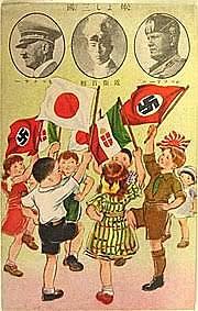 27 de setembro - Alemanha, Itália e Japão firmam o tratado conhecido como Eixo Roma-Berlim-Tóquio.