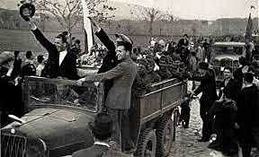 Tropas da Alemanha entram em território da Bulgária.