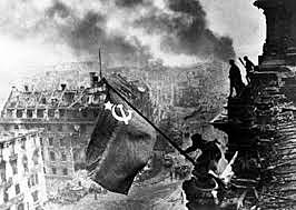 A Batalha de Stalingrado.