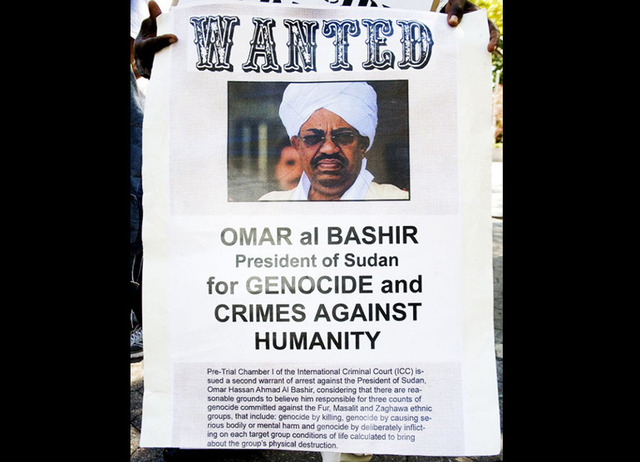 Call for Arrest of Bashir