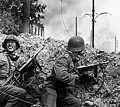Tropas alemãs são cercadas em Starlingrado