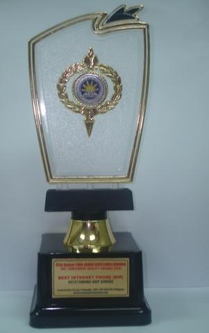 Consumer Quality Award
