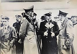 Alemanha coloca em prática o plano de invadir a Noruega e a Dinamarca.