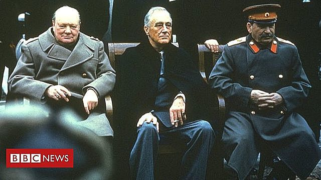 começa a Conferência de Yalta.