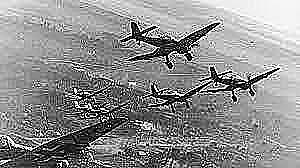 Aviação Alemanha começa os bombardeios noturnos a várias cidades inglesas