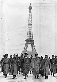 A Alemanha fica com Paris (França)
