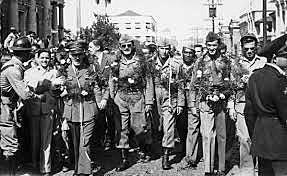 10 de novembro - a França de Vichy é ocupada pelos alemães
