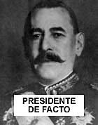 Presidencia de José Félix Uriburu