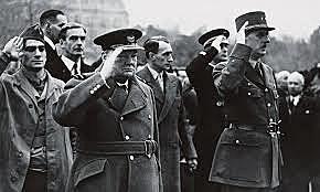 10 de julho - tropas aliadas desembarcam na Sicília.
