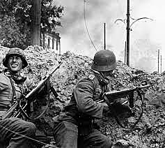 A batalha de Stalingrado começa.