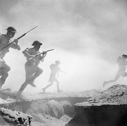 Segunda Batalha de El Alameín