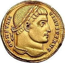 Solidus moneda mas aceptada en las transacciones(Entre los siglos VI y IX)