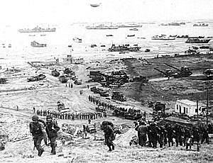 A Batalha da Normandia