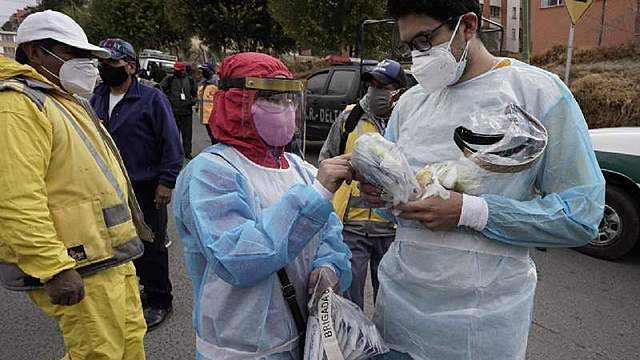 Comienza el rastrillaje en La Paz con la misión de llegar a 108 mil hogares