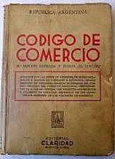 Código Del Comercio.