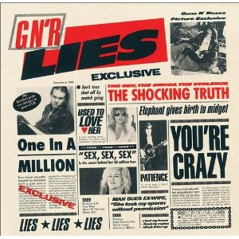 Released GN'R Lies