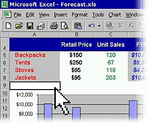 Lanzamiento de la primera versión de Excel 1.0
