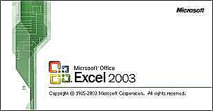 Excel 11.0 (Excel 2003)