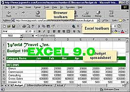 Excel 9.0 (Excel 2000)