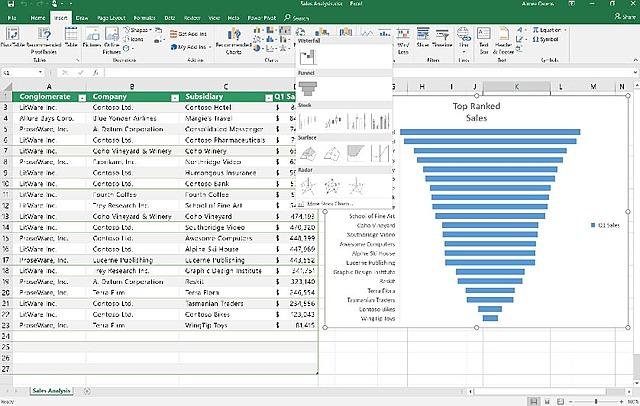Excel 19.0 (Excel 2019)