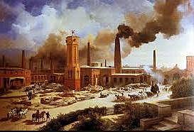 Revolución Industrial o Primera Revolución Industrial