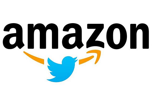 Amazon se alía con Twitter.
