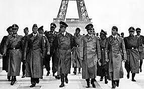 Alemanha toma Paris