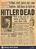Morte de Hitler
