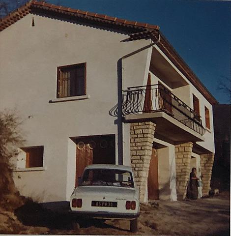 Livraison de la maison à Nojaret