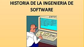 Recorrido Ingeniería de Software timeline