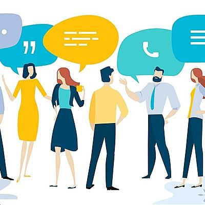 La investigación en el campo de la comunicación timeline