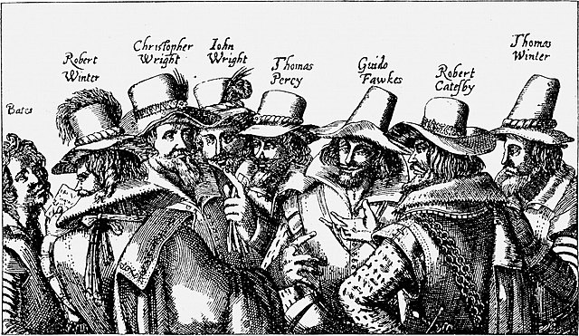 Guy Fawkes is Caught and Arrested