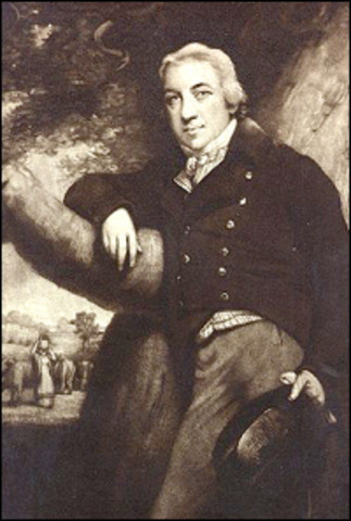 Edward Jenner.