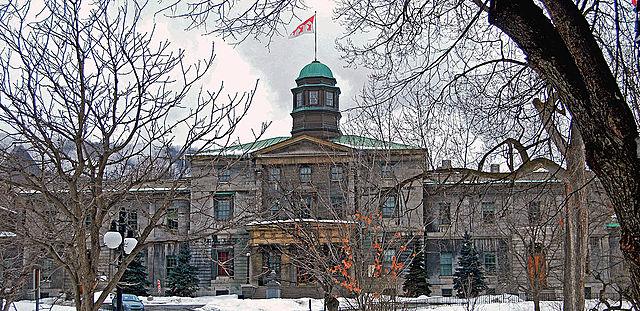 Fondation de l'université McGill