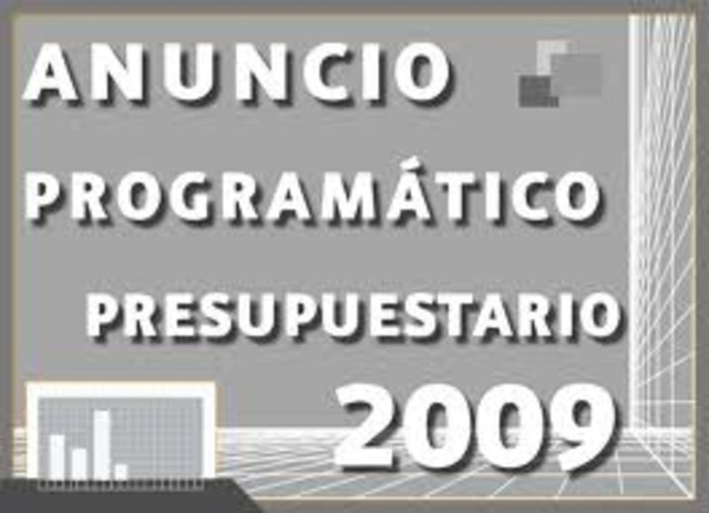 SISTEMA DE PLANIFICACION POR PROGRAMAS