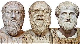 Linea De Tiempo De Sócrates,Platón,Aristóteles timeline