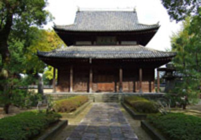 First Zen Temple