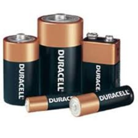 First electric battery