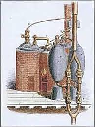 Primera bomba de uso industrial