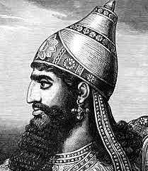 Acueducto en Asiria